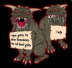 'Terror Dog Shaming' {by evolvingeye}