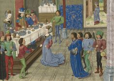 The Wedding Feast of James II, King of Scots and Mary of Guelders « The Freelance History Writer