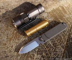 Steel Reviews: Review: Zanflare F6 (Cree XPG) an excellent brass EDC - keychain flashlight