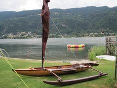 outrigger canoe | Outrigger Sailing Canoes: Ulua in Austria