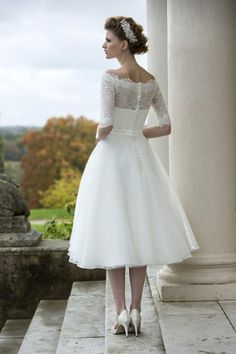 Wedding Dresses & Bridesmaids   True Bride   W172
