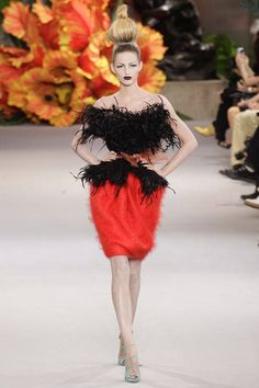 Christian Dior - 2010 - Fall Couture Collection
