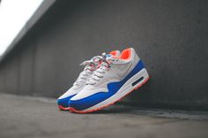 nike air max essential grey orange blue - Google zoeken