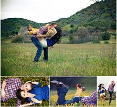 Country Engagement Photos <3 by savannah