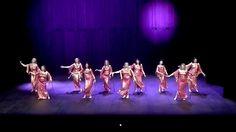 Orientale Saidi   Gala de danse Odeya   20 mai 2017   Salle Allende Mons en Baroeul