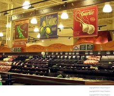 Raleys Produce signage