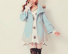 super cool and cute jacket, very unique