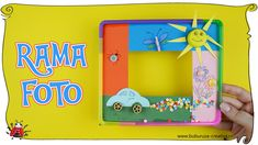 Cum sa faci o rama foto creatie 🖼✂🎦 How to make a photo frame craft Photo Frame Crafts, Crafts For Kids, How To Make, Home Decor, Crafts For Children, Decoration Home, Kids Arts And Crafts, Room Decor, Picture Frame Crafts