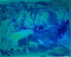 "Original painting ""Turquoise Rush"" by Australia artist Tracey Lee Everington (Tracey Lee Art Designs) - Blue and Turquoise by Traceyleeartdesigns on Etsy Original Artwork, Original Paintings, Art Designs, Australia, Turquoise, The Originals, Artist, Blue, Animals"