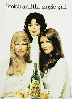 1970s, J&B Rare Scotch Whisky Print Ad