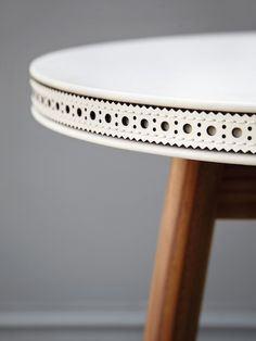 Brogue side table from Bethan Gray