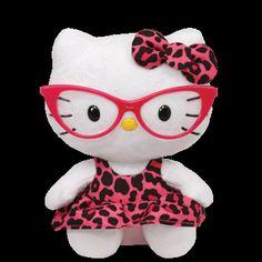 Hello Kitty fashionista Beanie Baby