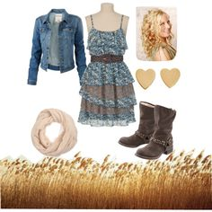 """Country Outfit"" by natihasi on Polyvore"