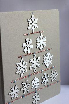 Love snowflakes!