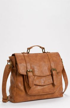 There is a reason why I have a gift card to this place...LOVE!  'Lady' Satchel $38 Nordstrom