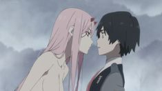 Hiro meets Zero Two, Darling in the FranXX ep 1 Youtube Gratis, Manhwa, Mago Anime, Jocelyn Flores, Anime Shop, Anime News Network, Anime Guys With Glasses, Waifu Material, Zero Two