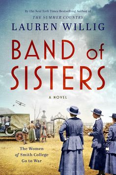 Cover Review: Band of Sisters by Lauren Willig