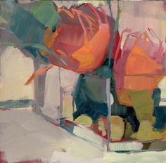 LISA DARIA'S PAINTING A DAY - Inventory. I absolutely love her style - i want to paint like her