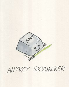 anykey skywalker    my day 9 project for #30doc
