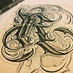 Great Lettering & Calligraphy Designs