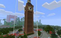 Big Ben tower, creation #1325
