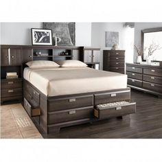 """Samuel"" Storage Bed | Sears Canada"