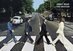 The Beatles Album Covers - Abbey Road - http://www.beatlesfansunite.com/beatles-album-covers-abbey-road/