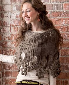 Crochet Designs Inspired by Nature with Rustic Modern Crochet | InterweaveStore.com