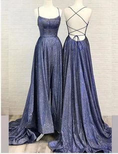 Simple Blue Satin Sweep Train Backless Lace Evening Dress, Evening Gown of . - Simple blue satin sweep train backless lace evening dress, evening dress of sweetheart dress - Sparkly Prom Dresses, Pretty Prom Dresses, Blue Evening Dresses, Prom Party Dresses, Ball Dresses, Cute Dresses, Simple Dresses, Sexy Dresses, Prom Dress Long