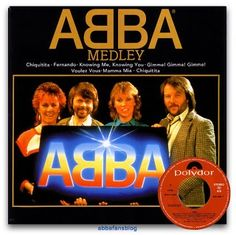 In October 1992 this Abba medley was released in Spain #Abba #AbbaGold #Vinyl #Spain Music Like, King Queen, Spain, About Me Blog, October, Fans, Queens, Gold, Followers