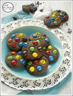 ildi KOKKI : M&M's (Smarties) keksz