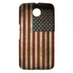 Mesh - Motorola Nexus 6 Hoesje - Zachte Back Case Amerikaanse Vlag Cool Cases, Smartphone, Mesh, Cool Stuff, Cover, Bakken, Fishnet