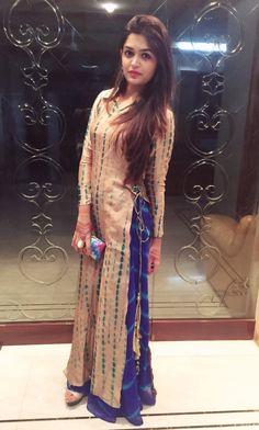 Style #get idea✨ Western Dresses, Indian Dresses, Indian Outfits, Eid Outfits, Fashion Outfits, Work Outfits, Simple Dresses, Nice Dresses, New Dress