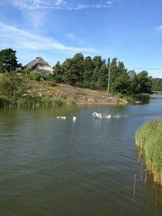 Seurasaari Helsinki, River, Outdoor, Outdoors, Outdoor Games, Outdoor Living, Rivers