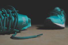 "Ronnie Fieg x ASICS Gel Lyte V ""Cove"" & ""Mint Leaf"" Release Info"