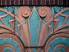 Art Deco Arch - Google Search