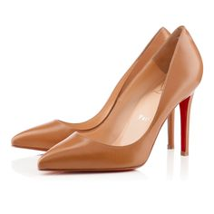 heels - christian louboutin pigalle kid 100 mm