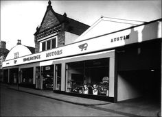 Peppers of Hanley Ltd - Piccadilly Car Showrooms