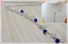 'Sea Keeper Crystal Necklace' is going up for auction at  6pm Tue, Jul 31 with a starting bid of $5.