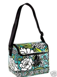 NWT Vera Bradley ISLAND BLOOMS Stay Cooler Tote RARE & HARD TO FIND
