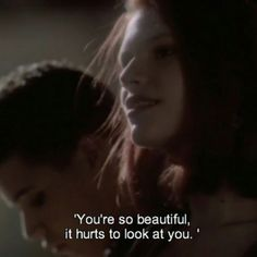 My so called life. One of the best lines I have ever heard. Like ever....