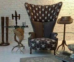 Want this chair!