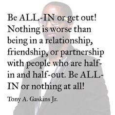 Tony Gaskins Jr Quotes | Tony A. Gaskins Jr.