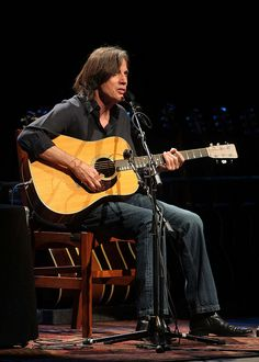 Jackson Browne solo acoustic tour Heinz Hall Pittsburgh sept 29 2011