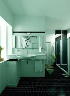 bathroom 3ds max, Vray