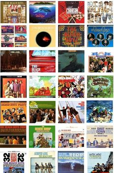 carl wilson albums | Magic Transistor Radio : Beach Boys & Brian Wilson