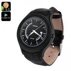 NO.1 D5+ Smart Watch (Black)