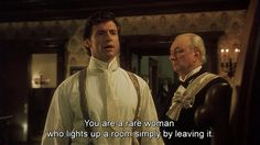 Kate and Leopold - Leopold and his manservant- Otis