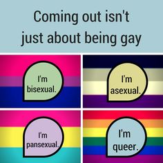 Pansexual coming out day