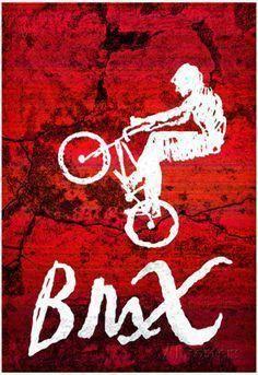 BMX Biking Sketch Sports Poster Print Transportation Poster - 33 x 48 cm Camisa F1, Bats For Sale, Best Bmx, Bmx Street, Bike Poster, Bmx Racing, Bmx Freestyle, Poster Prints, Art Prints